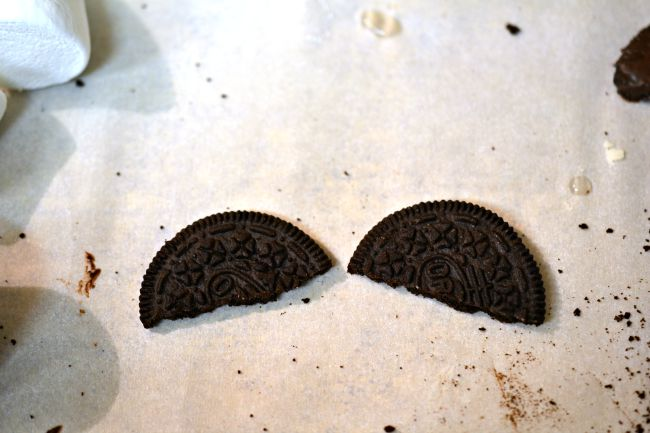 Oreo bat wings