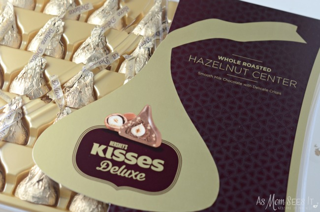 Hershey Kisses Deluxe allows us to say more to our loved ones