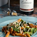 One Pot Tuscan Herb Penne With Sausage Recipe