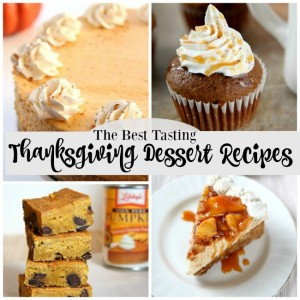 A Collection Of The 7+ Best Thanksgiving Dessert Recipes