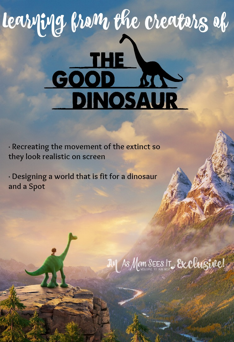 Exclusive Interviews with The Good Dinosaur creators