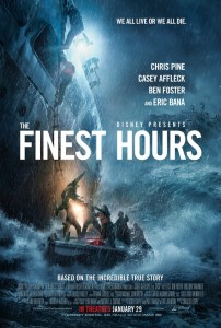 New Trailer Released For The Highly Anticipated Film From Disney, The Finest Hours
