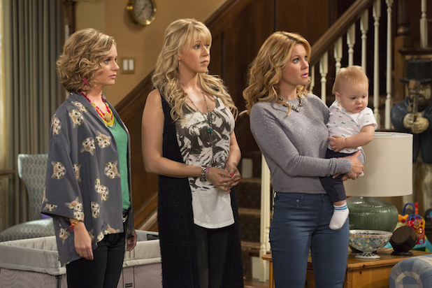 Fuller House is like torture guided by a cheesy studio audience laugh track