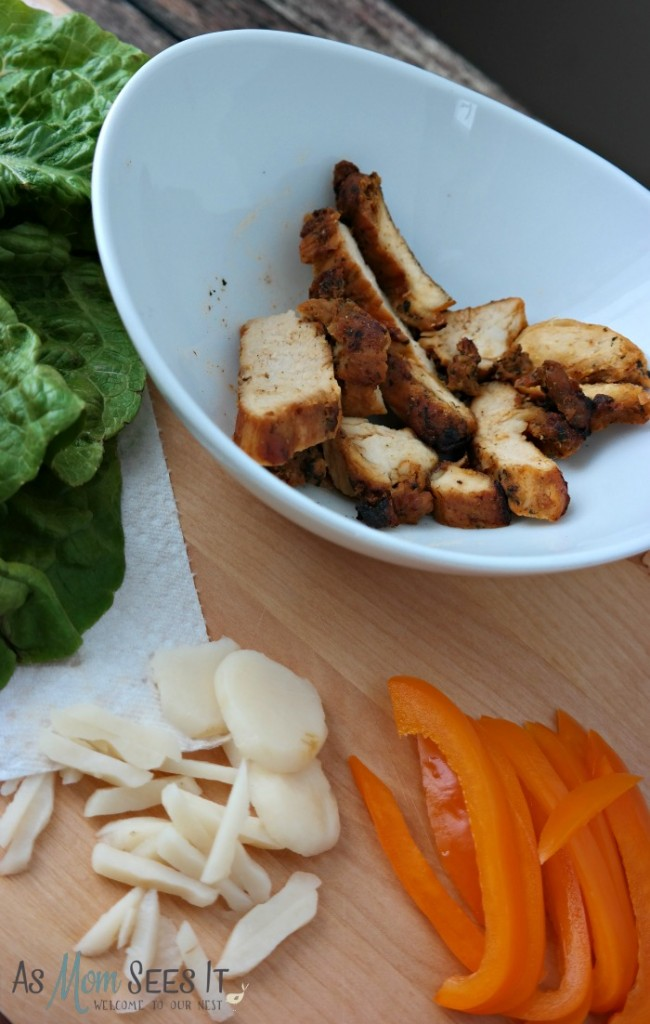Tyson Grilled & Ready Strips is a no-brainer addition to any salad