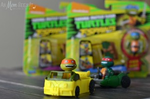 Teenage Mutant Ninja Turtles T-Sprints Review