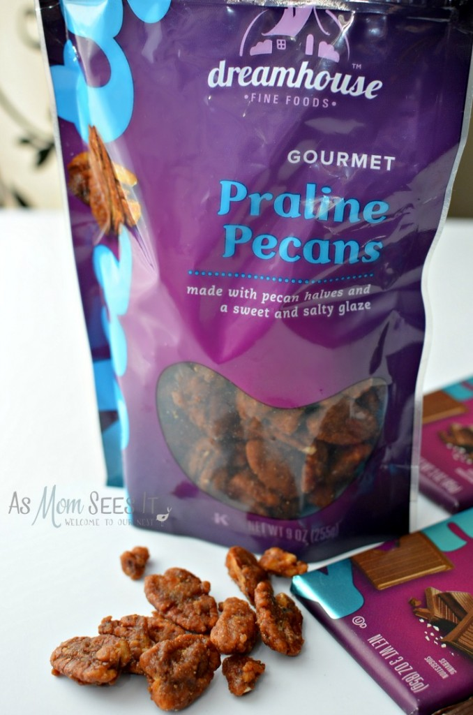 Praline Pecans have become my favorite all-time snack!