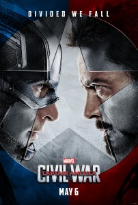 Marvel Releases NEW Captain America: Civil War Trailer Released Today