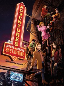 Interview: Celebrating Disney Channel's 100th Original Movie #AdventuresInBabysitting