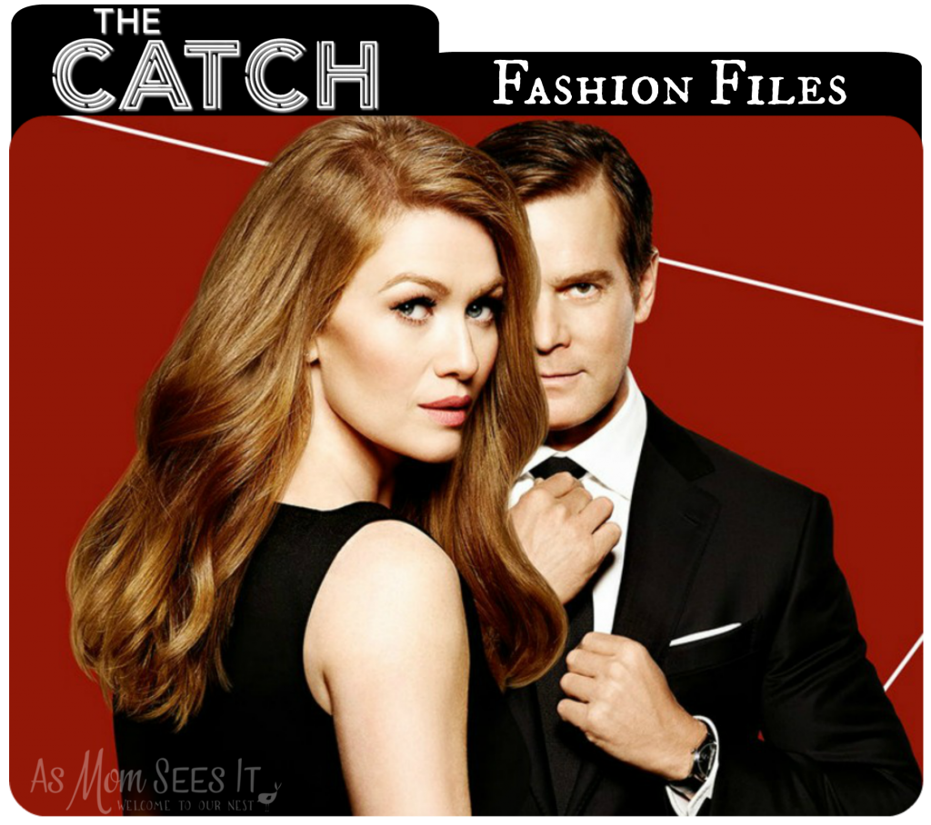 Fashion Files from ABC's The Catch