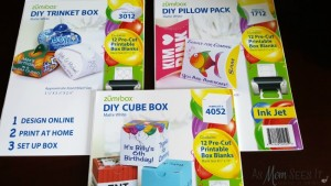 How To Create Custom Party Favor Boxes And Marketing Items With zumibox!