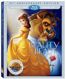 HUGE Disney News: Beauty And The Beast Escapes From The Vault