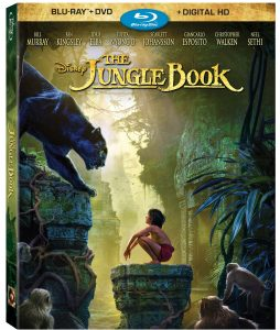 Disney's The Jungle Book Headed To Blu-Ray + DVD