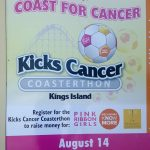 Ride A Coaster, Kick A Ball, Help Kings Island Kick Cancer! #KIKicksCancer