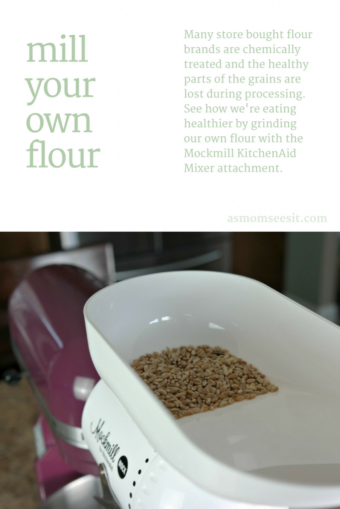 Mill your own flour with Mockmill