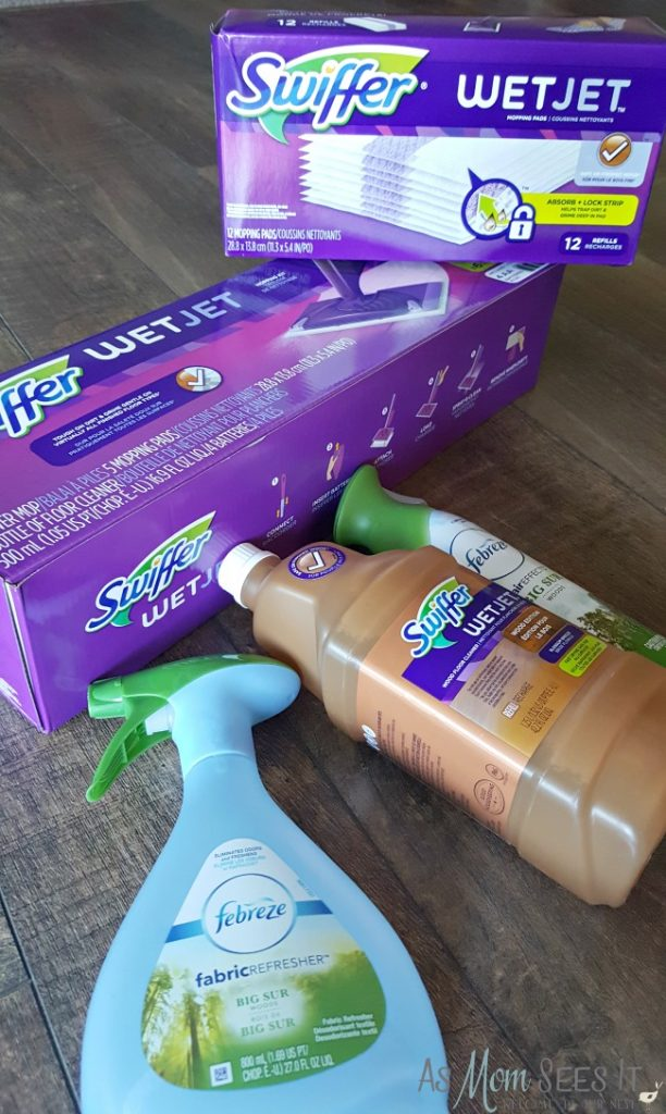 Swiffer cleaning tips for fall