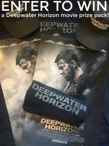 The Infamous Deepwater Horizon Oil Spill Story Hits Theaters This Friday