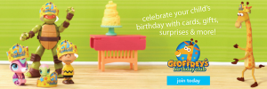 The Celebration Continues at Toys 'R' Us: Birthdays And Holidays Rule