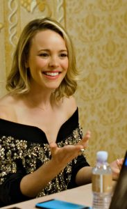 Exclusive Interview With Rachel McAdams, Plus Audio #DoctorStrangeEvent