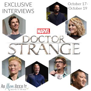 As Mom Sees It Is Headed To L.A. For A Marvel-ous Meeting With A 'Strange' Doctor! #DoctorStrangeEvent