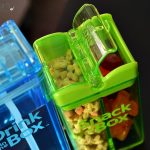 Reusable Snack and Drink Containers: Drink In The Box And Snack In A Box Review