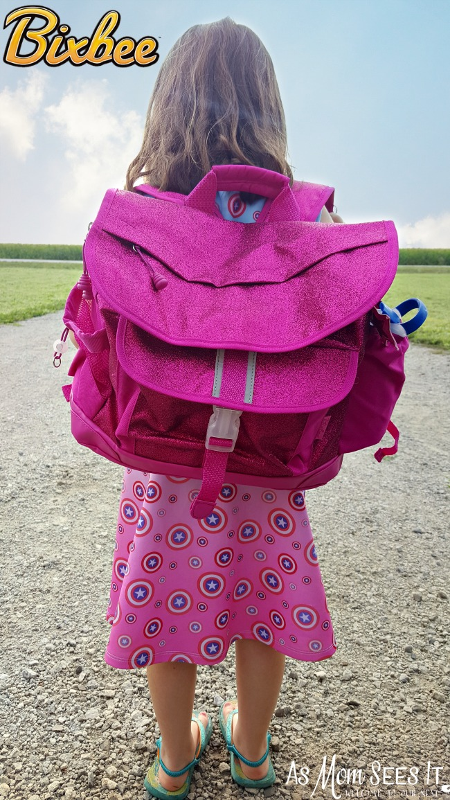 Why I'm Talking About Kids' Backpacks During The Holidays
