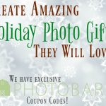 Photo Gifts For The Holidays: Photo Barn Coupon Codes! #THEGiftGuiders #TGGPB