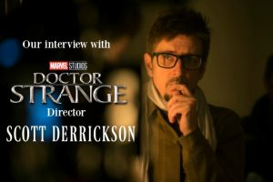 Marvel's Doctor Strange Director Scott Derrickson Interview: Why He Made The Film #DoctorStrangeEvent