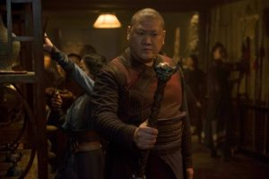 Exclusive Interview With Doctor Strange's Benedict Wong: Why He Felt The Role Was His Birthright #DoctorStrangeEvent