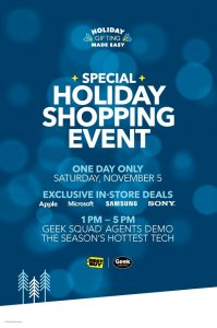 Join Me For The Best Buy Special Holiday Shopping Event! #GiftingMadeEasy