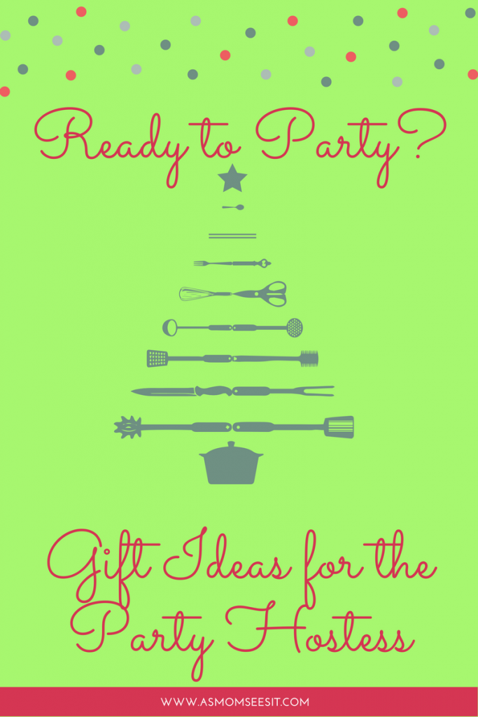 Gift ideas for a party host or hostess