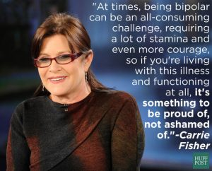 Carrie Fisher: A Legacy For All, An Inspiration To Me