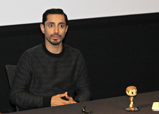 Our interview with Riz Ahmed from Rogue One: A Star Wars Story