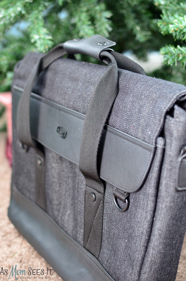 Holiday Gift Idea: The Solo New York Bradford Briefcase Is Modern And Affordable