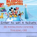 Enter To Win 4 Tickets To Disney On Ice At The Huntington Center!