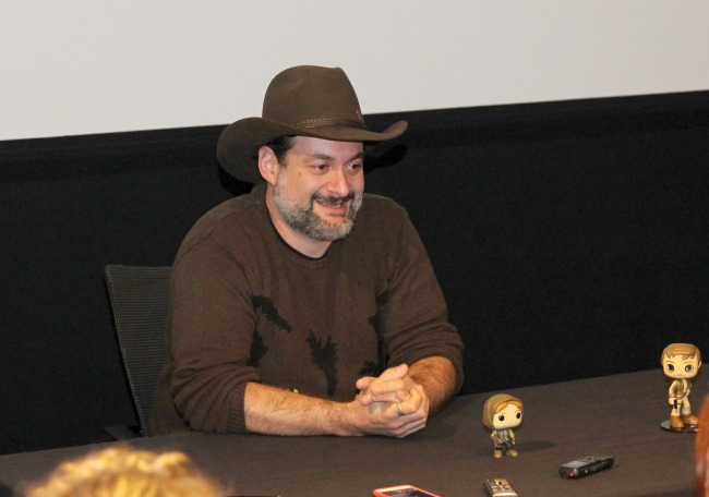 Dave Filoni of Star Wars Rebels