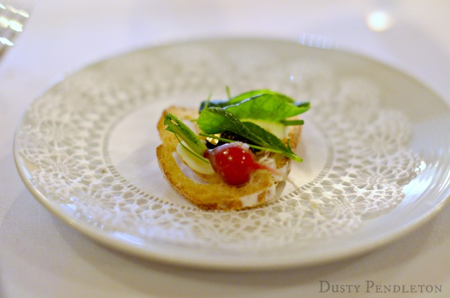 The Culinary Vegetable Institute in Ohio: White House Cookbook Dinner Event Delicious!