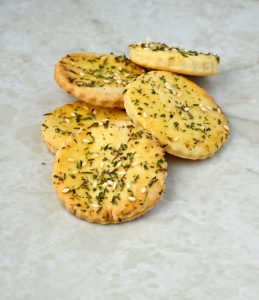 Easy And Delicious Pie Crust Crackers Recipe