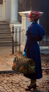 'Mary Poppins Returns': A First Look At Emily Blunt In Full Costume