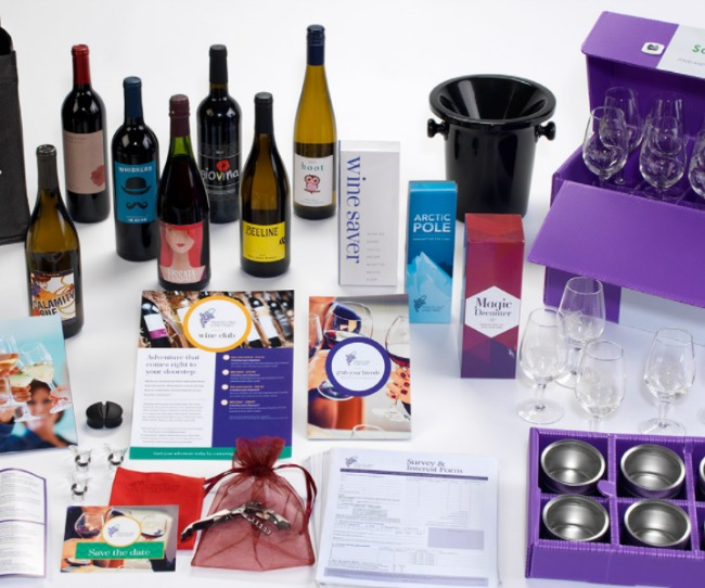 The Traveling Vineyard Success Kit