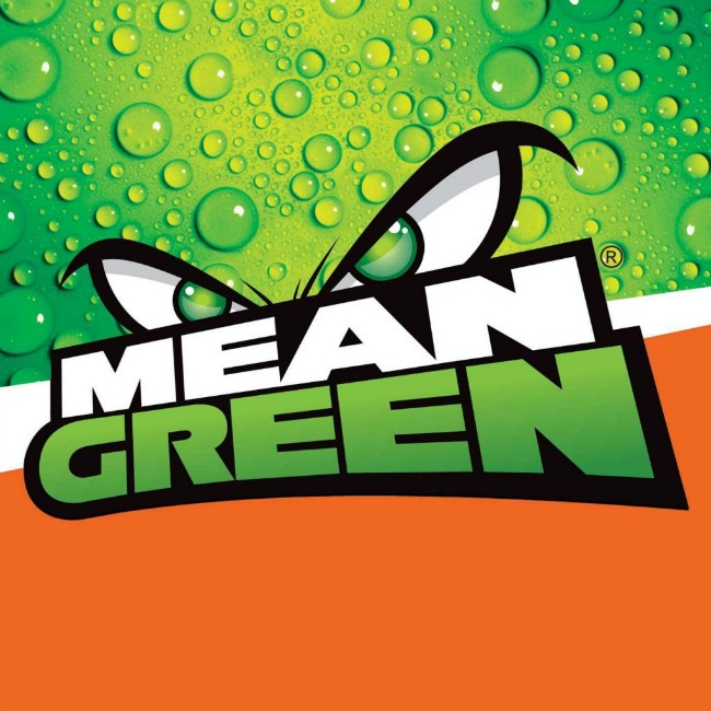 Spring Clean With Mean Green