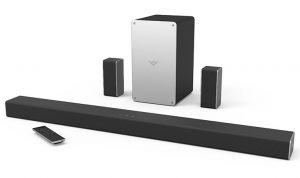 How The New Vizio Sound Bar Will Make You Love Your TV Again