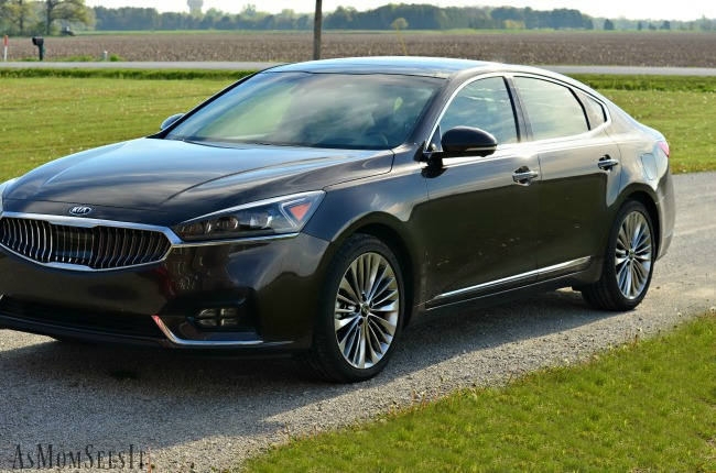The 2017 Kia Cadenza will shatter Kia's image as just a budget brand.