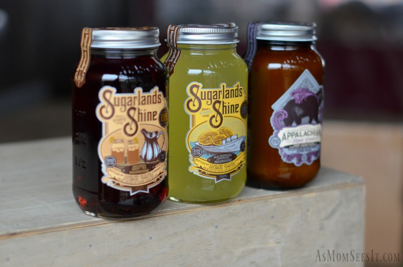 Sugarlands Shine Moonshine has over 20 flavors that make great cocktails