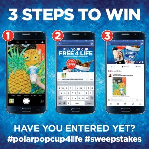 Only A Few Days Left To Win Polar Pop Cup Refills For Life At Circle K