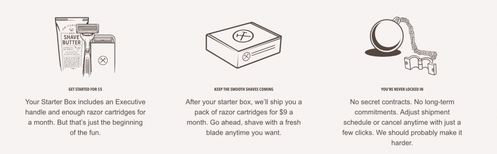 Why you should be ordering razors from Dollar Shave Club