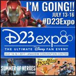 We're Headed To D23 Expo This Year, The Ultimate Disney Fan Event