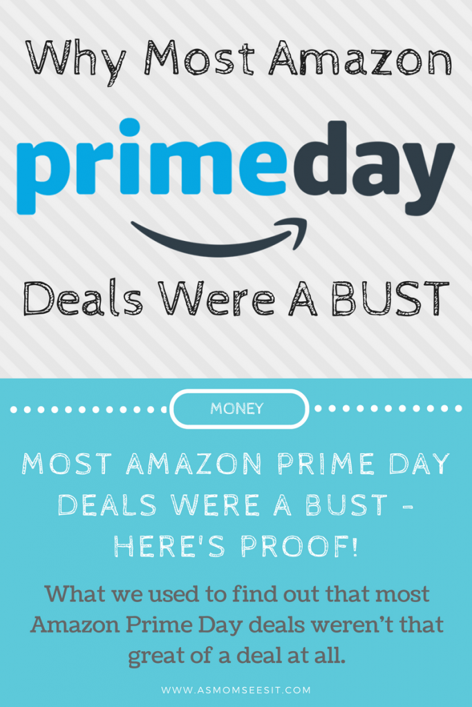 Why most Amazon Prime Day Deals were a total bust