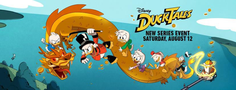 Duck Tales return to Disney XD