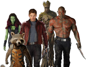 The Guardians of the Galaxy Are Saving The World Again on Blu-Ray Today!