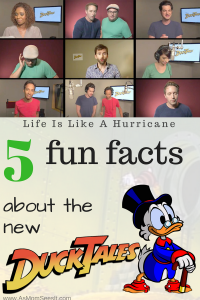 A Saturday Morning Classic: 5 Fun Facts About The New Duck Tales
